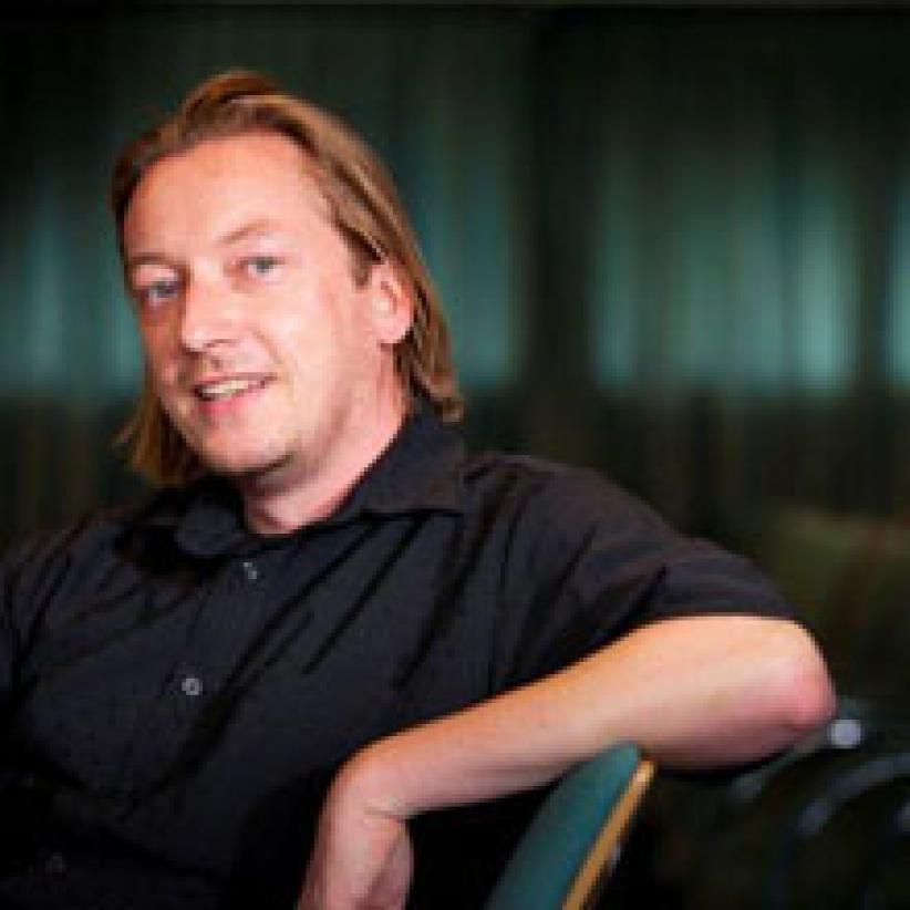 """Ulrich: """"Ik spreek geen woord Duits tijdens de cursus, alleen Nederlands. Ook met landgenoten."""""""