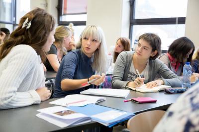 Financieringen hoger onderwijs buiten het taalgebied