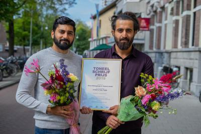 Winnaars Toneelschrijfprijs 2019